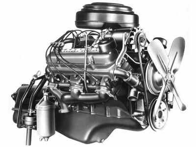 Pontiac V-8 Engines